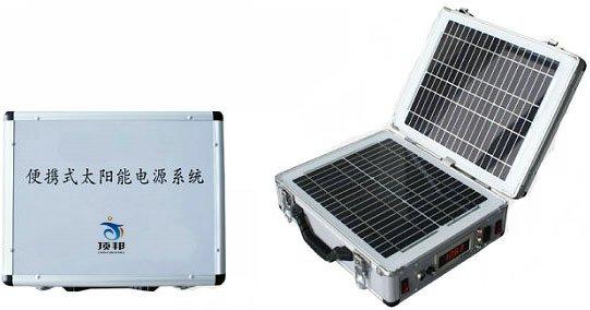 太阳能电池实验箱
