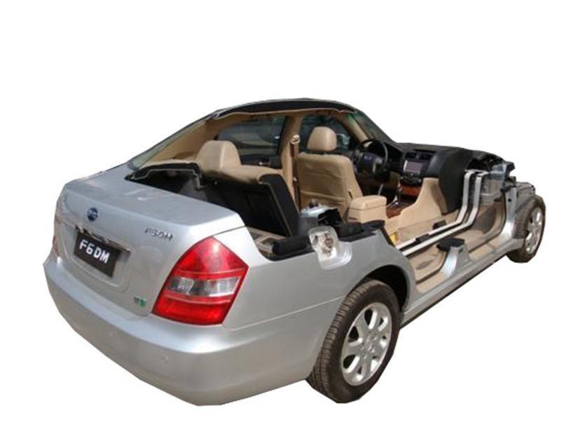 新能源汽车整车解剖模型