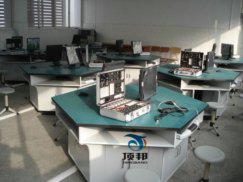 物理数字化探究实验室