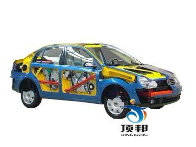 汽车解剖模型