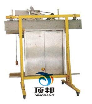 电梯厅门安装与拆装调试实训设备