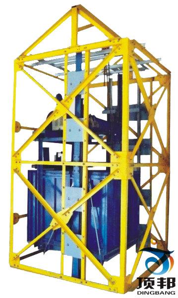 电梯轿厢安装与调整实训设备