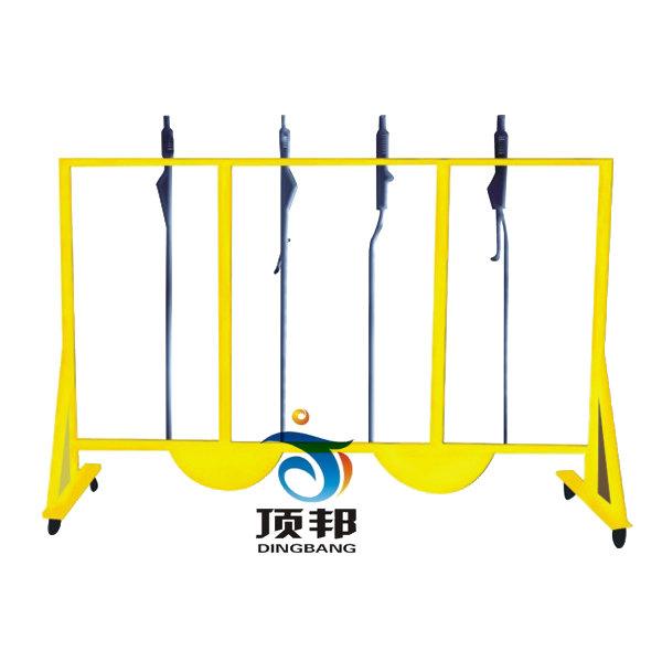 电梯绳头锥套安装与拆装调试实训设备