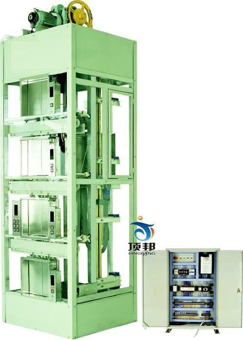 四层电梯实训考核设备