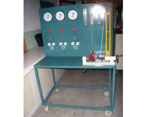 家用液化石油气调压器实验台