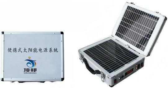 太阳能电池实训装置