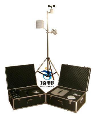 便携式太阳能光伏发电站测试与评估系统