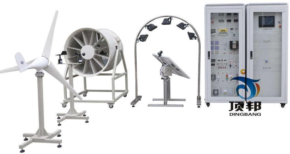 风光互补离(并)风发电ued系统