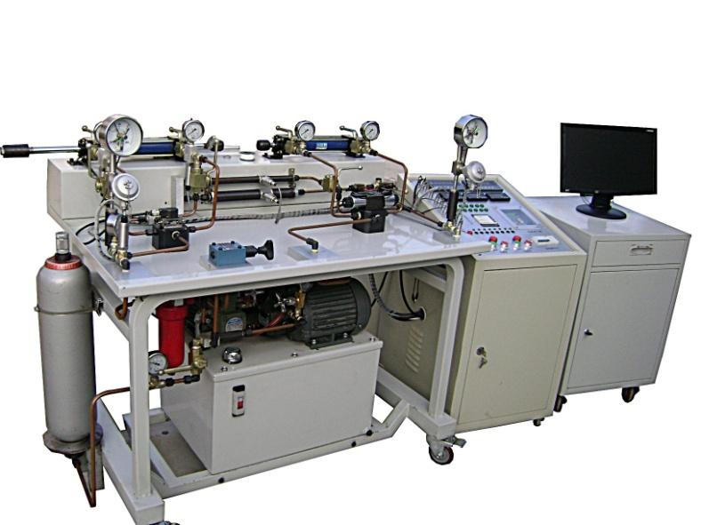 电液伺服测试试验台