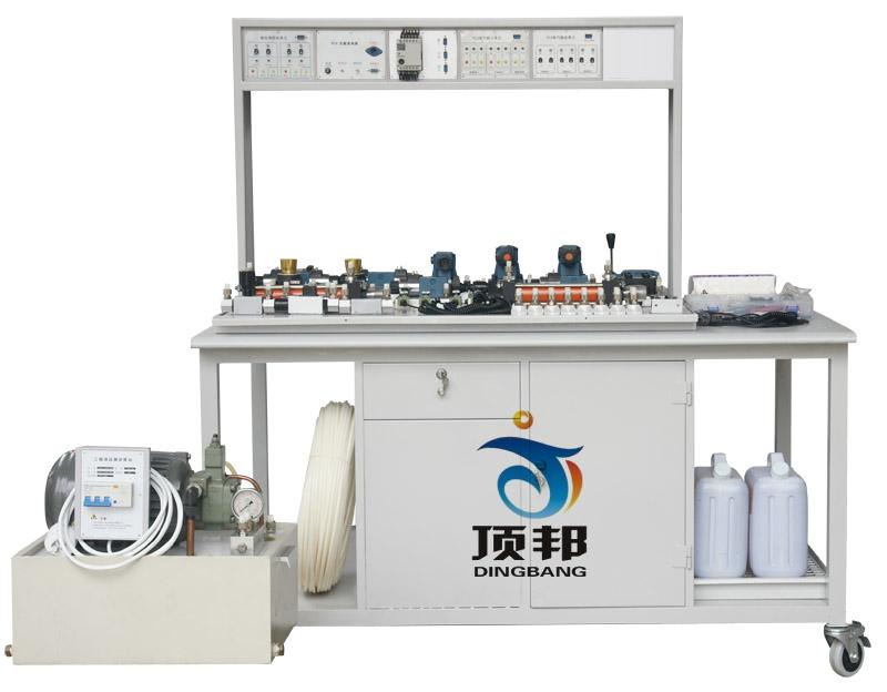 液压PLC控制面