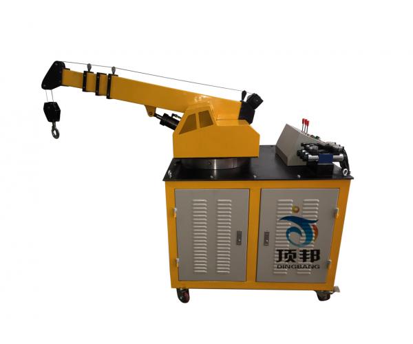 起重机液压系统与PLC控制实训装置