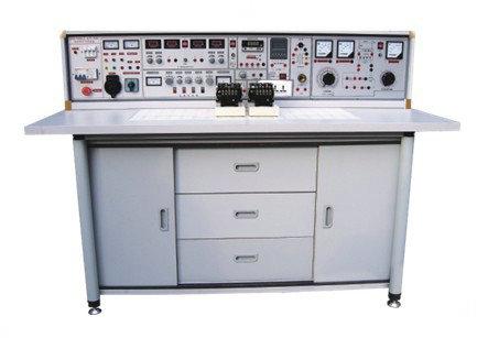电工、电子、电拖(带直流电机)技能实训与考核实验室成套设备