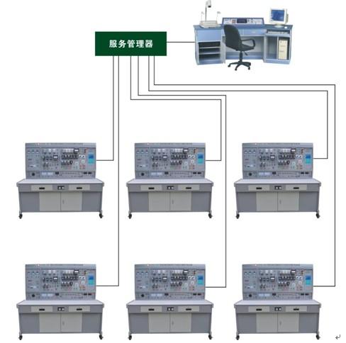 维修电工电气控制技能实训智能考核装置