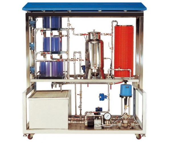 过程控制综合实验装置