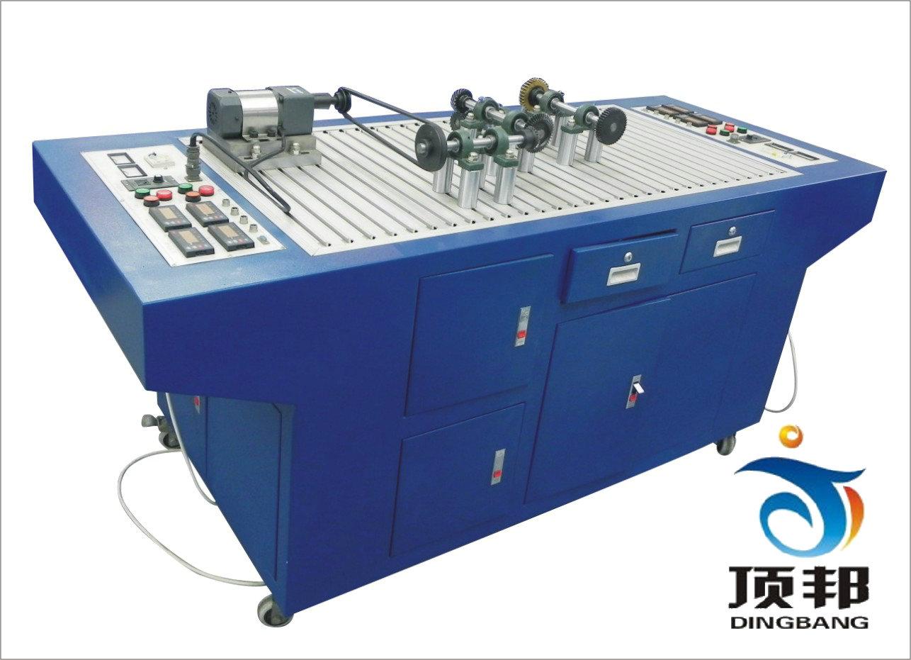机构系统搭接与测试实验台