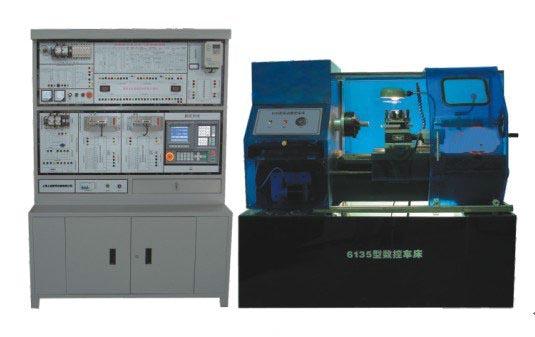 数控车床综合维修实训装置(国产系统)