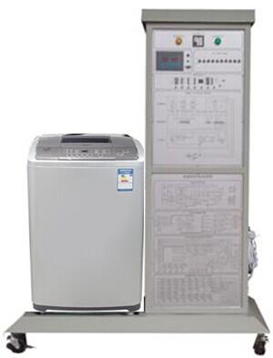波轮式洗衣机维修技能实训考核装置
