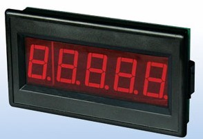 数字电压表、电流表