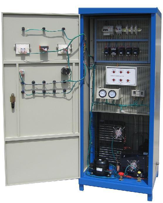 中央空调小型冷库电气技能实训考核装置