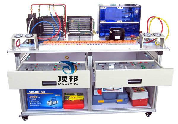 现代制冷与空调系统技能实训装置