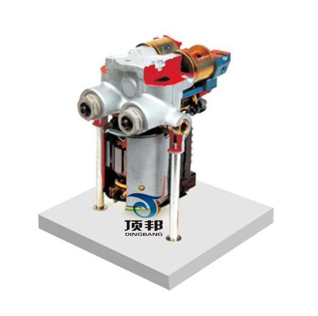 汽车ABS泵液压装置解剖模型