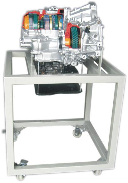 ES300自动变速器解剖展示台