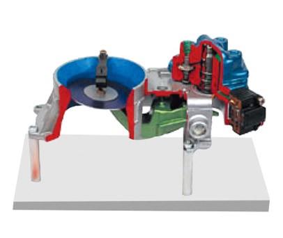 油气混合控制装置解剖模型
