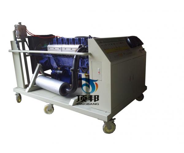 电控高压共轨柴油发动机实训台(六缸)