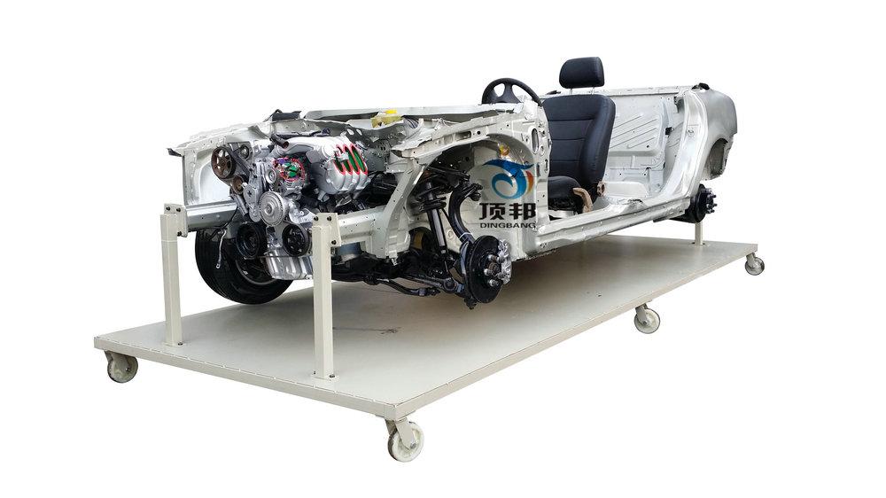 汽车整车构造与传动实训台