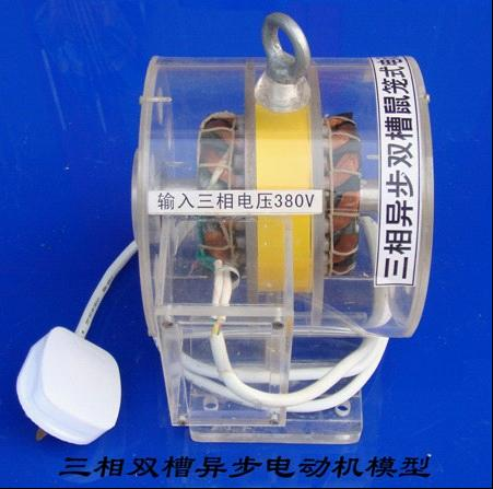 三相双檀异步电动机模型