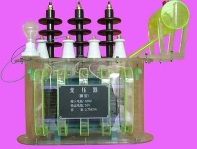 三相变压器模型