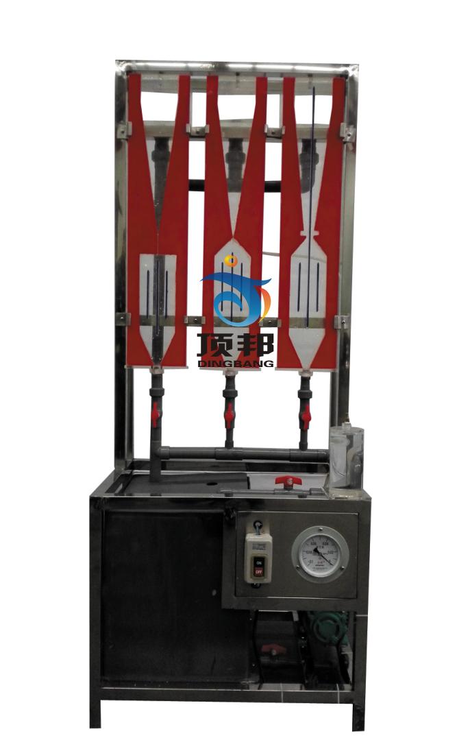 空化机理实验装置