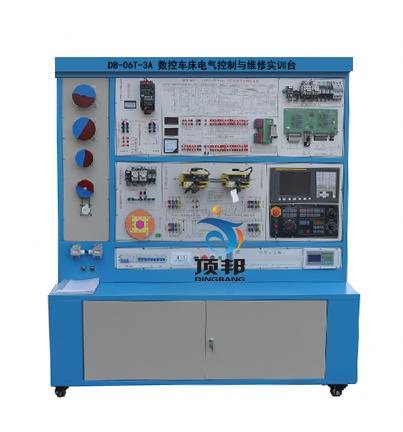 数控车床电气控制与维修实训台