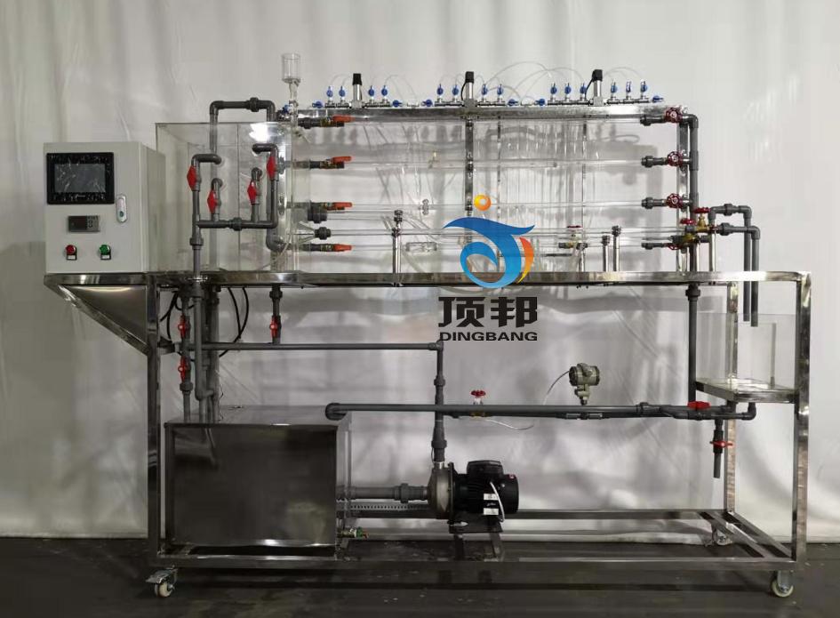 数字型流体力学综合实验装置