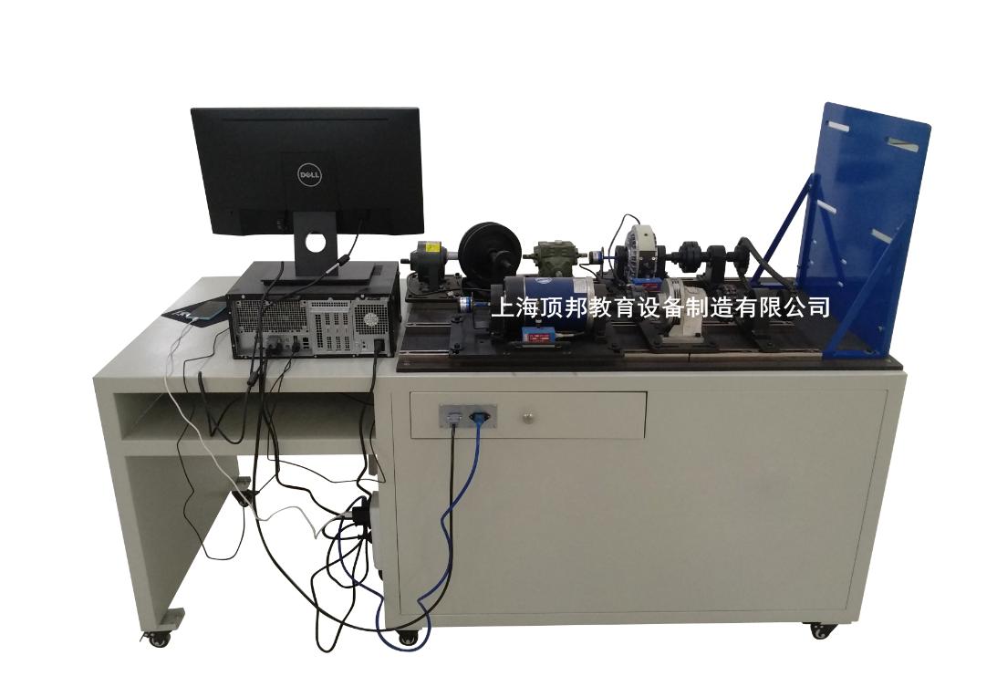 机械系统创意组合及参数分析实验台